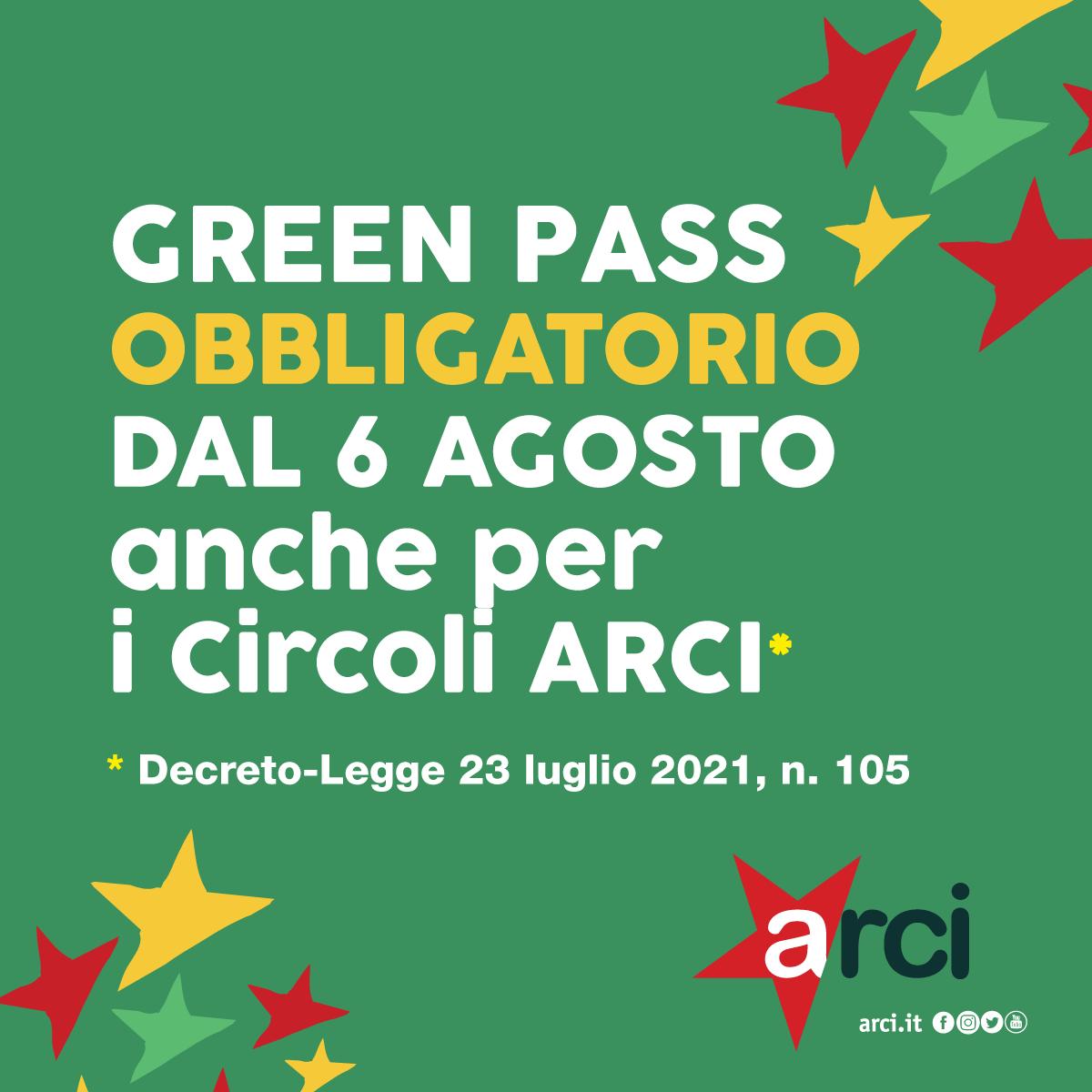 green pass arci 4